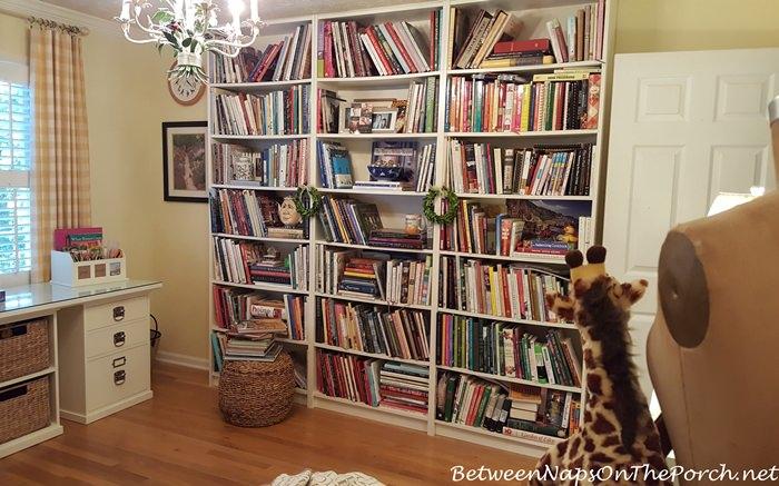 decorating-design-recipe-books-home-office