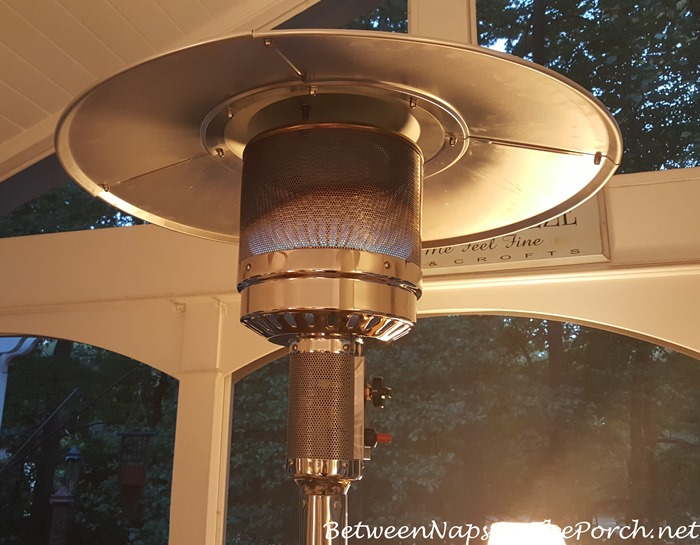 floor-standing-heater-for-warming-outdoor-patios-and-decks