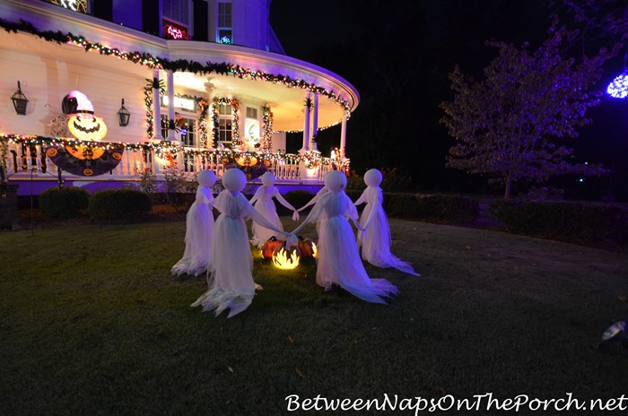 ghosts-dance-on-lawn-for-halloween