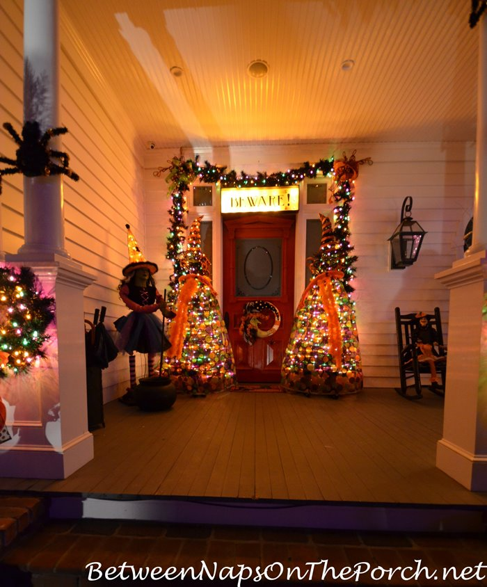 halloween-porch-lit-at-night