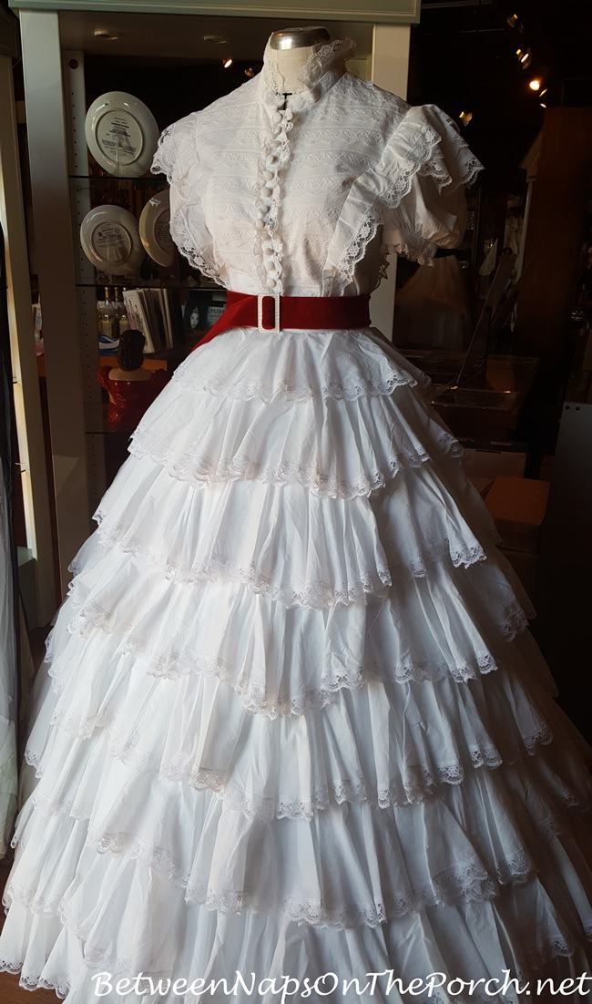 Gone With The Wind Museum: The Beautiful Dresses ...