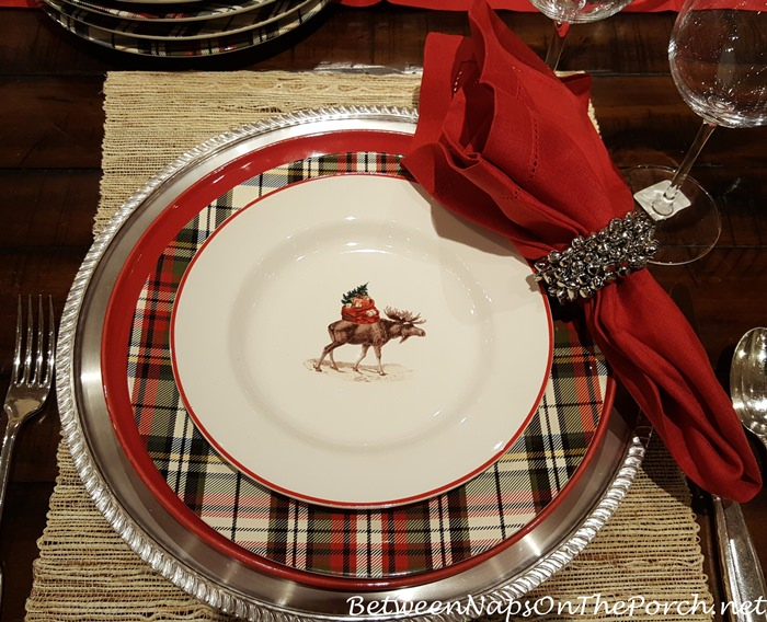 silly-stag-salad-plate-pottery-barn