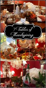 7 Tables of Thanksgiving