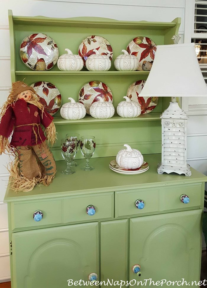 an-autumn-decorated-hutch