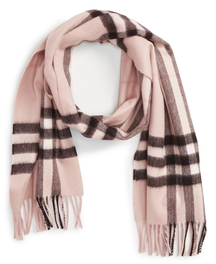 burberry-scarf-pink-check