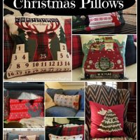 Christmas Pillow Crazy & Shopping at T.J. Maxx Online!