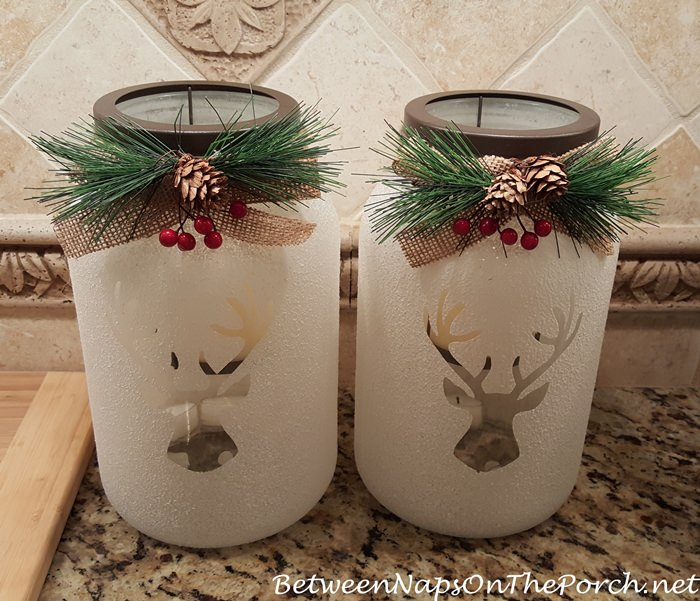 large-deer-candle-holders