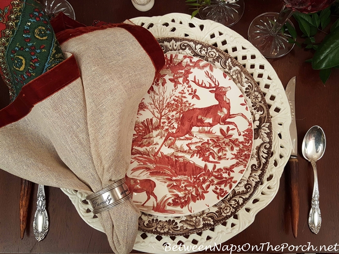 pottery-barn-alpine-toile-salad-plates