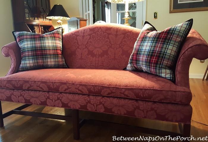 ralph-lauren-plaid-pillows-with-black-velvet-trim