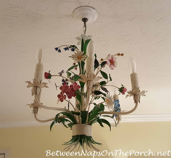 chandelier-with-candle-covers-that-look-like-real-candles