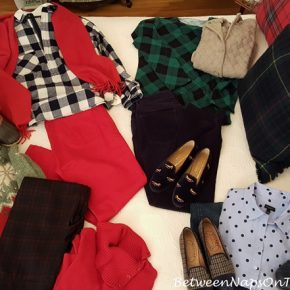 Fall-Winter Wardrobe Ideas