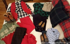 Fall-Winter Wardrobe Ideas