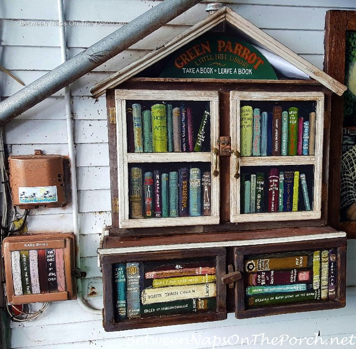 little-free-library-key-west