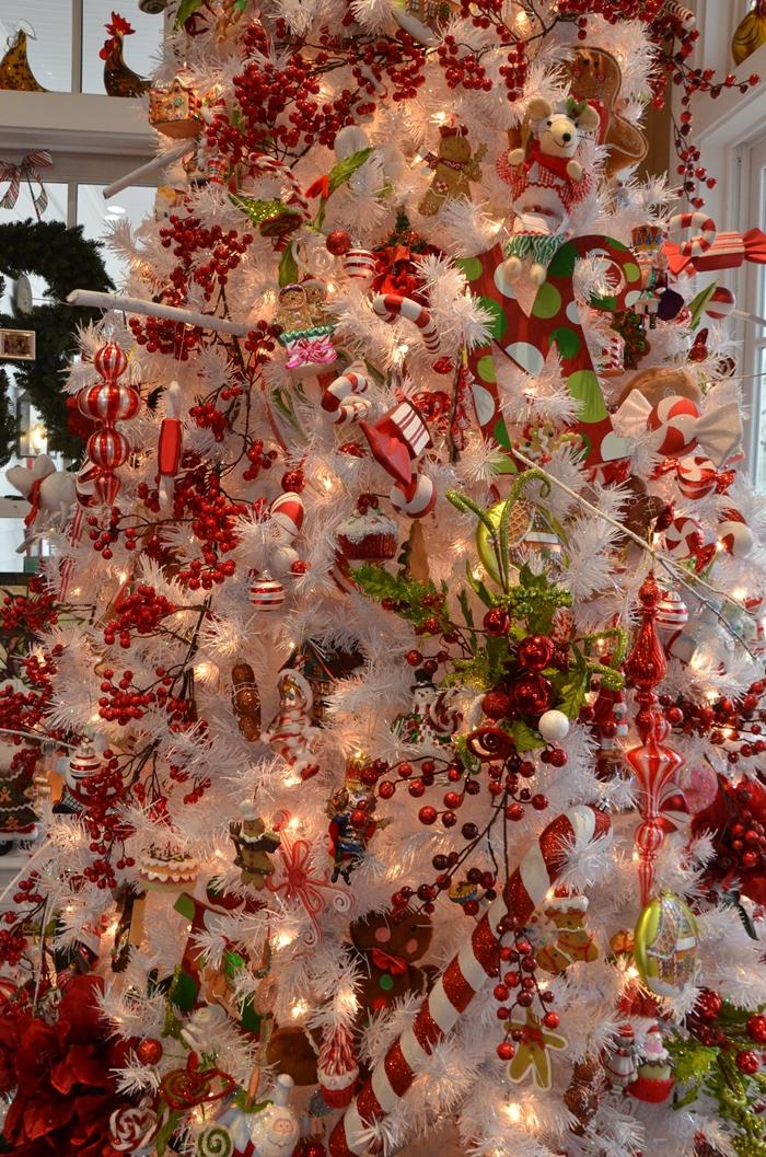 Net Christmas Tree Pattern