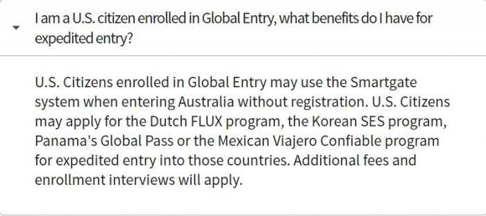 How I Got Approved For Global Entry in 20 Days – Between