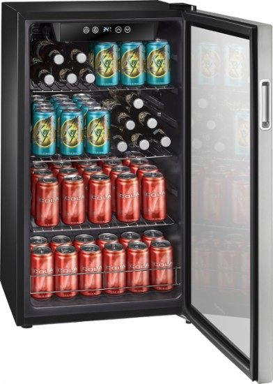 Small Beverage Cooler Refrigerator For The Upstairs