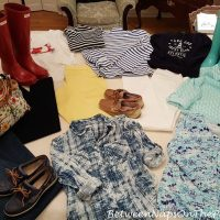A Much Wanted Shirt Is Found & Spring Wardrobe Updates