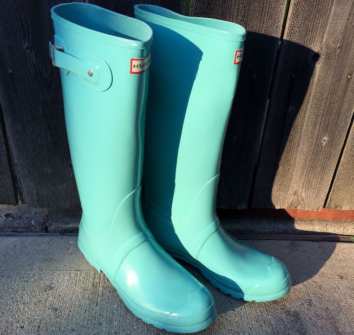 Hunter Royal Horticultural Society Garden Boots Other Fabulous Finds