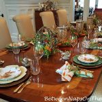Whimsical Ideas for Spring Tablescapes