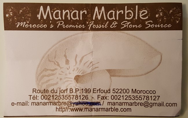 Manar Marble