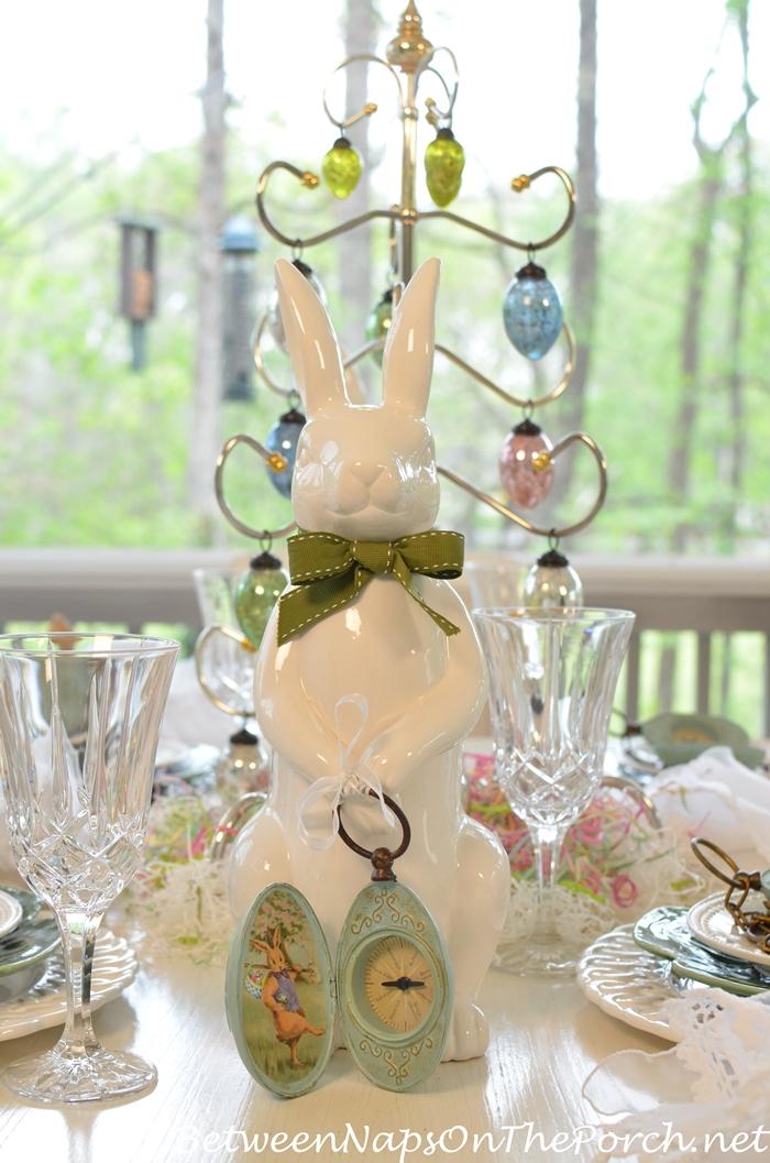The Easter Bunny Spills His Egg Hiding Secrets A
