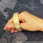 The Secret to Fitting a Small Bangle Over a Wide Hand