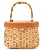 The Perfect Wicker HandBag, At Last!