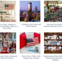 4th of July Decorating Ideas