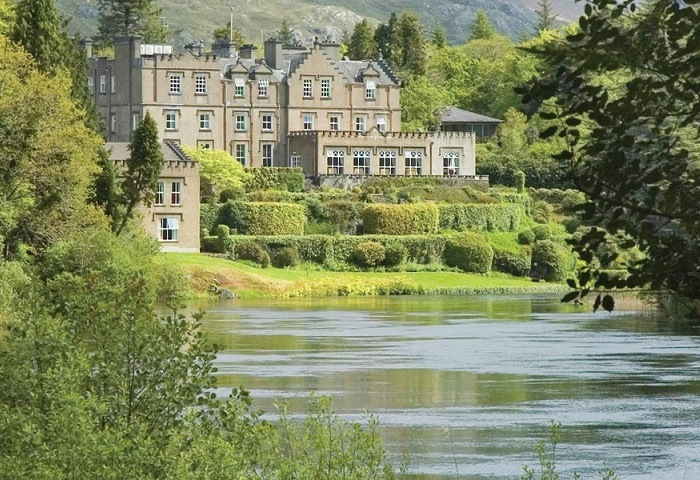 Ballynahinch Castle Hotel, Ireland