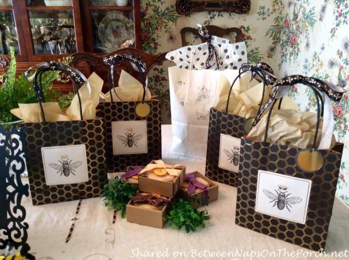 Bee Gift Bags