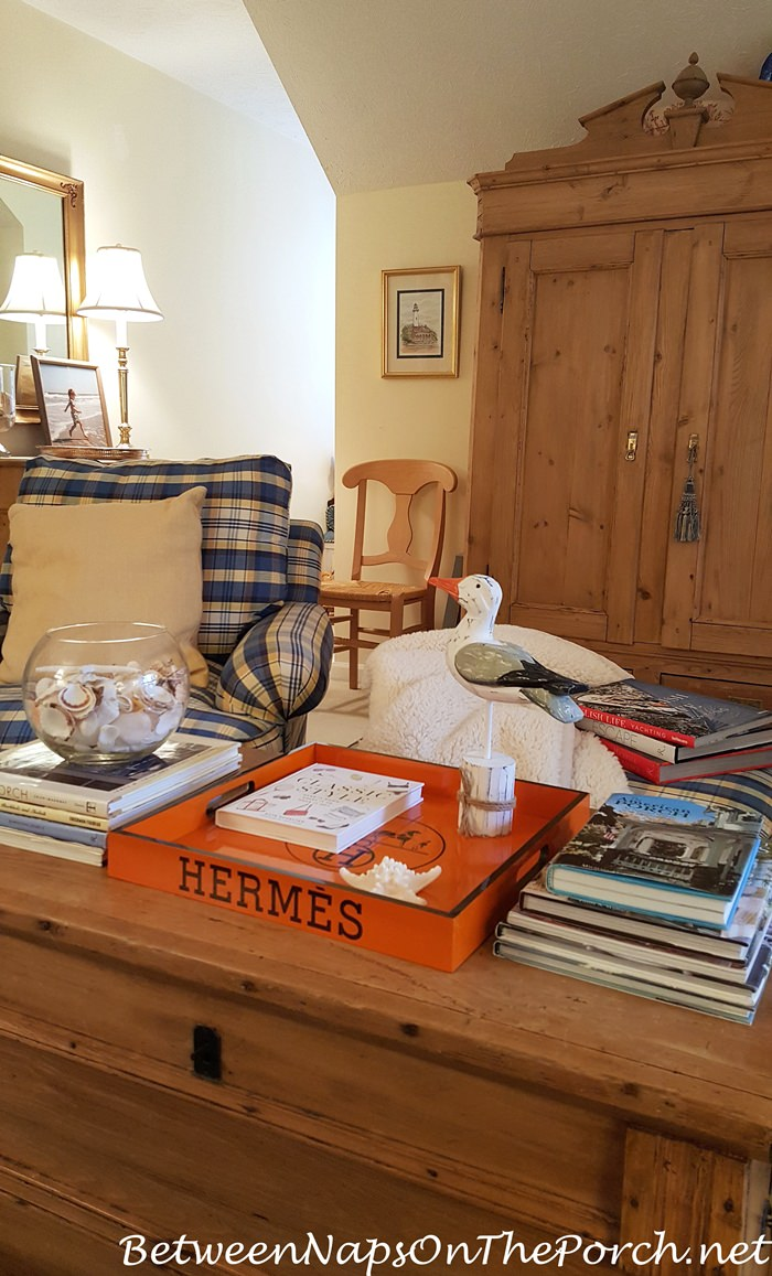 Nautical Decor, Hermes Tray