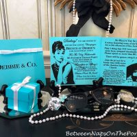 "A Fabulous ""Breakfast at Tiffany's"" Brunch Event"