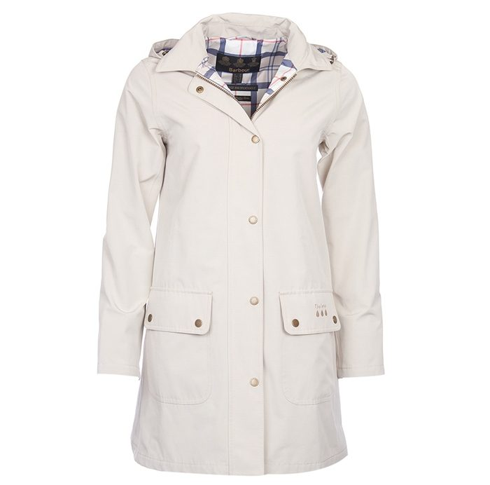 Barbour Gustnado Jacket in Mist