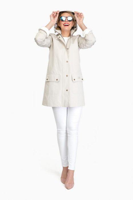 Barbour Rain Coat, Gustnado