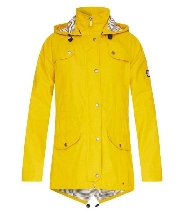Barbour Trevose Jacket in Yellow