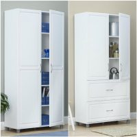 Attractive Storage Cabinets for Home, Garage or Basement