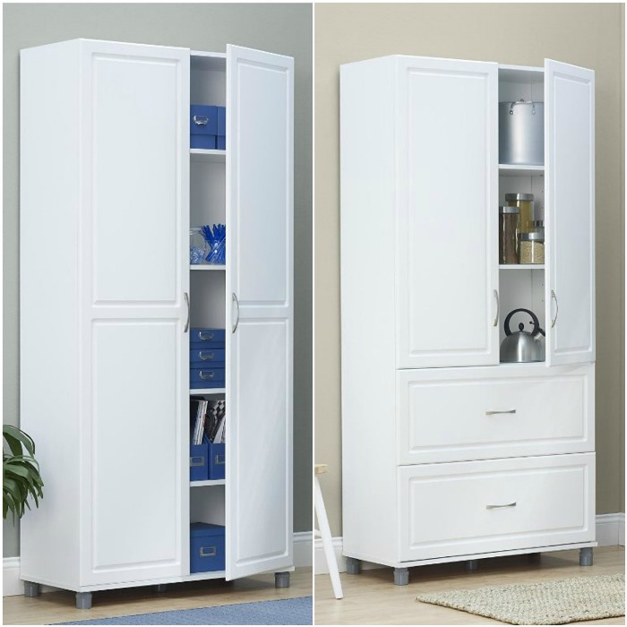 Cabinet Storage for Home, Garage, Office, Basement