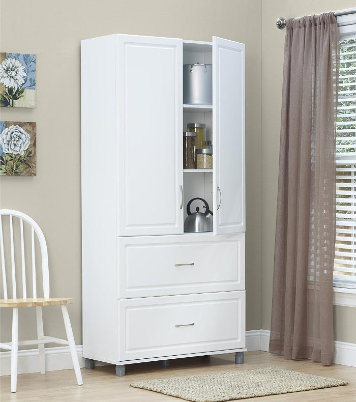 Storage Cabinet with Drawers for Garage, Home, Basement or Office