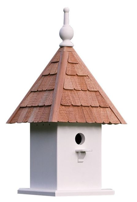 Lazy Hill Loretta Bird House