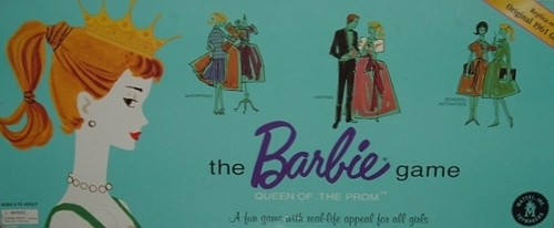 Barbie 'Queen of the Prom' Game