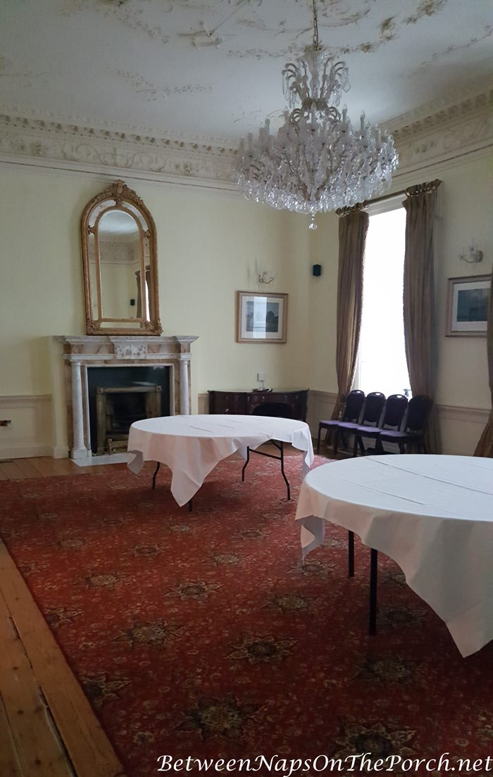 Dunboyne Castle Drawing Room, Ireland