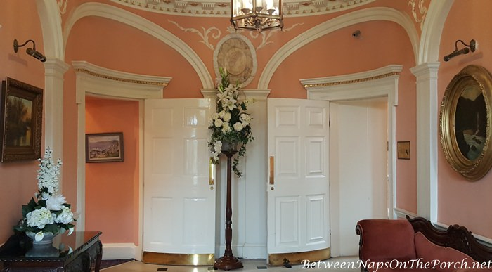 Dunboyne Castle Entry, Ireland