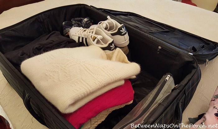 How I pack for Travel