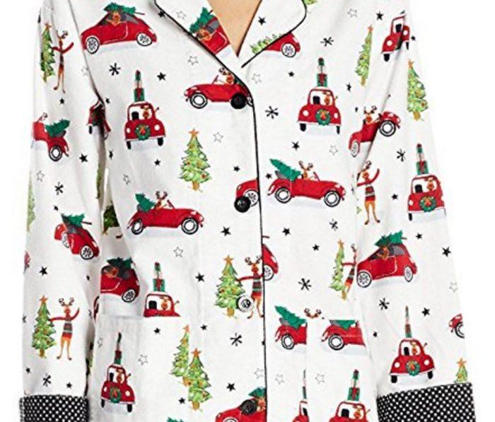 P. J. Salvage Christmas Pajamas