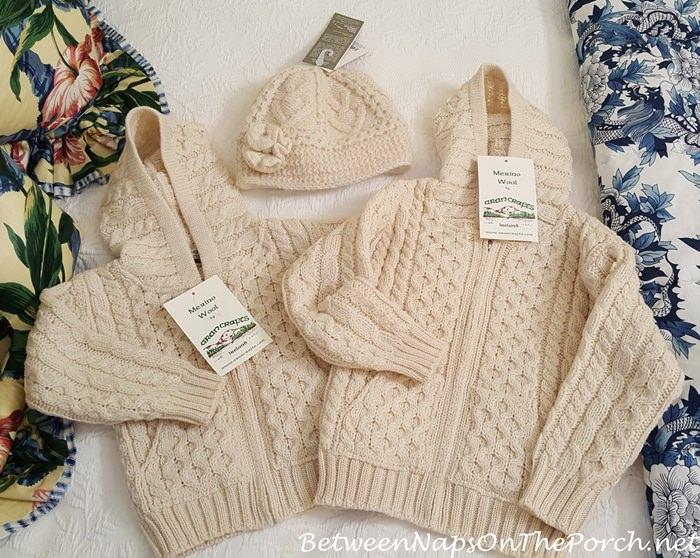 Aran Crafts Sweaters for Children