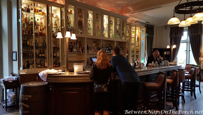 Bar, Lough Eske Castle