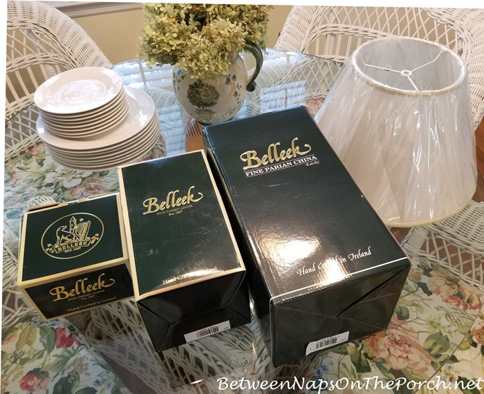 Belleek Pottery