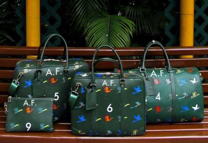 Birds of a Feather Bag by Very Troubled Child