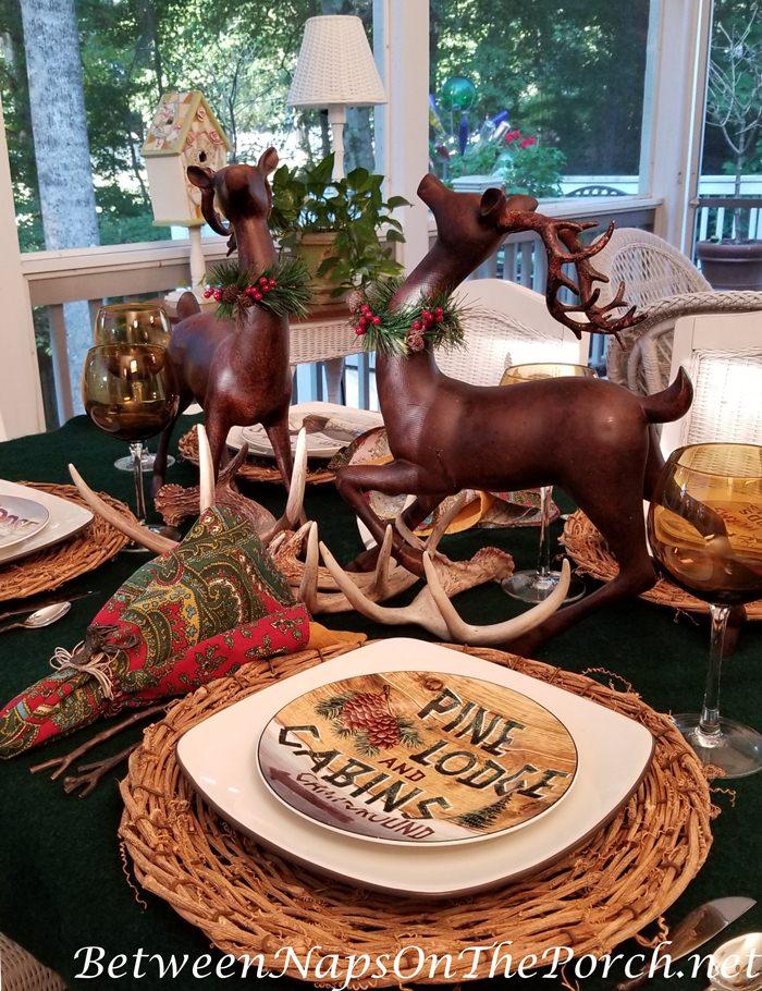 David Carter Brown Salad Plates with Noritake Colorwave Dinner Plates