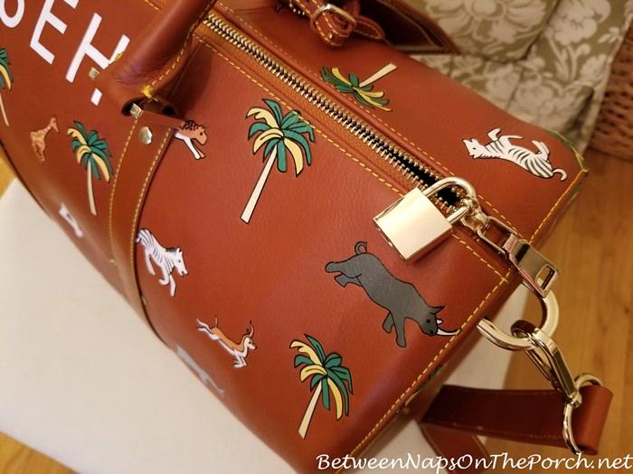 Detail Photo of Darjeeling Limited Safari Duffel Bag